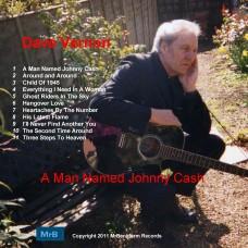 Dave Vernon - A Man Called Johnny Cash