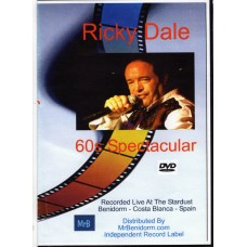 Ricky Dale - Benidorm Vocalist
